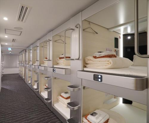 21 Recommended Capsule Hotels In Tokyo Trip101