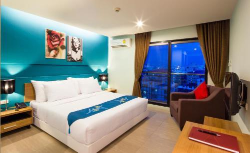 Livotel Hotel Lat Phrao Bangkok photo 49