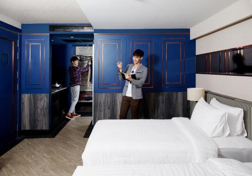 Vince Hotel Pratunam photo 71