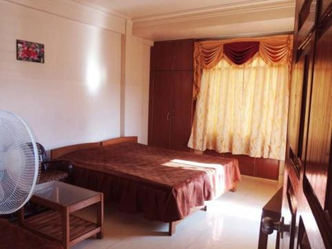 Deluxe Double Room Comfortable stay on Howell Road in Shillong