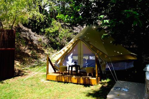 Camping Alpujarras room Valokuvat