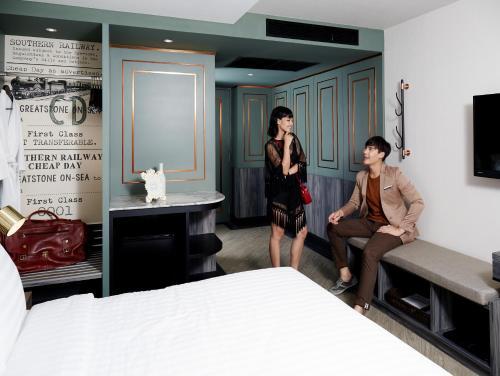 Vince Hotel Pratunam photo 75