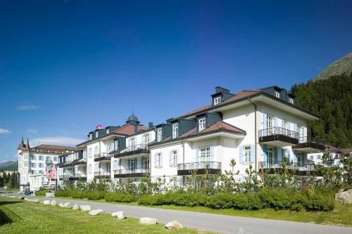 . Kempinski Residences St. Moritz