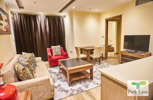 Park Lane Hotel Apartments,