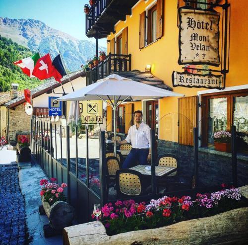 Hotel Mont Velan - Saint-Oyen