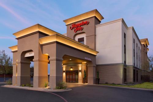 Hampton Inn Wichita Falls-Sikes Senter Mall