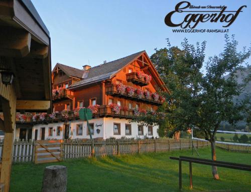 Eggerhof - Apartment - Ramsau am Dachstein