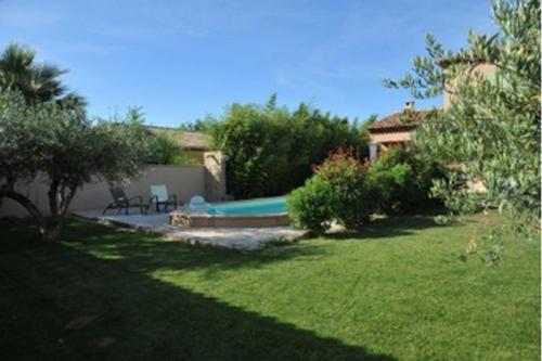 Accommodation in Montagnac
