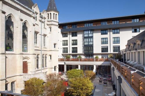 Best Western Premier Hotel de la Paix - Hôtel - Reims