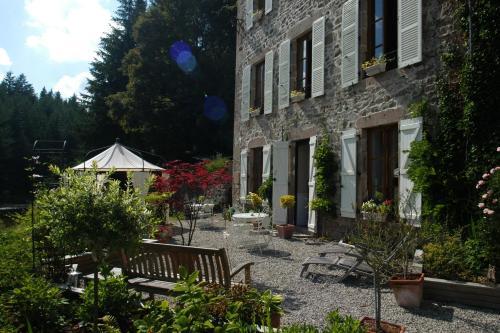 . Chambres d'hôtes Le Moulin des Farges