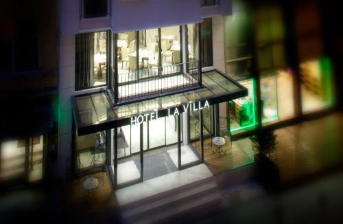Istanbul Hotel La Villa fiyat
