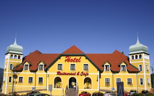 . Autobahnrestaurant & Motorhotel Zöbern