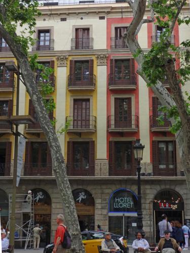 Hotel Lloret Ramblas 4
