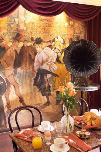 Hotel Saint Jacques photo 48
