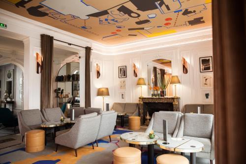 Hôtel Vernet photo 67
