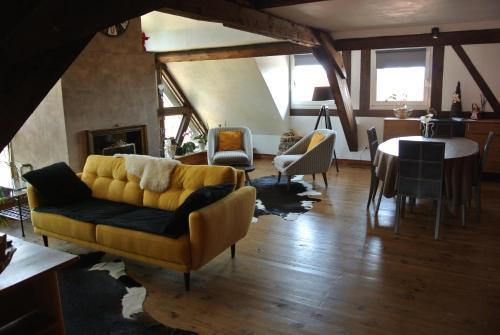 Abricot & Chocolat - Apartment - Niederschaeffolsheim