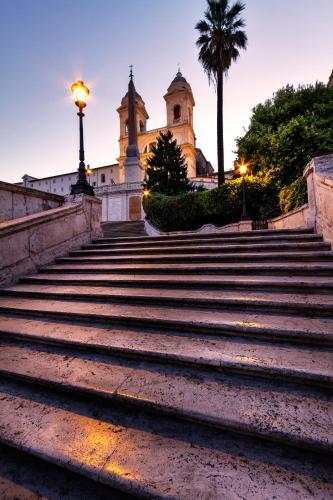 Via Alessandro Specchi 10, Rome.