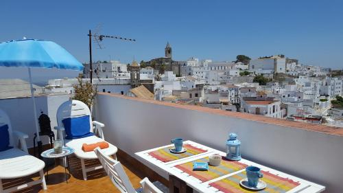 . Holiday home La Atalaya de Vejer