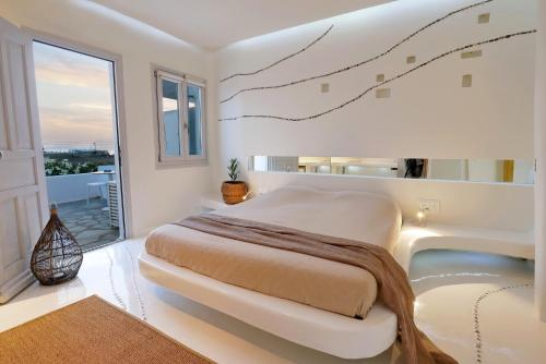 Cocoon Double Room with Garden View
