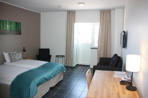 Hotel-overnachting met je hond in First Hotel Horten - Horten