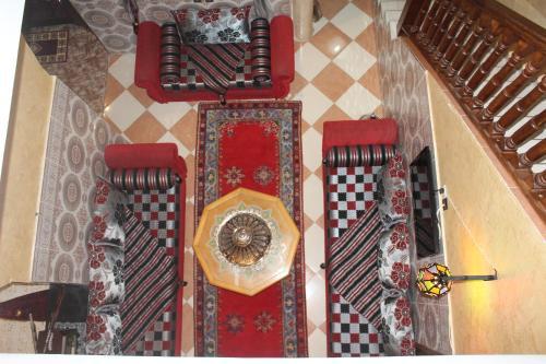 dar rania, Rabat