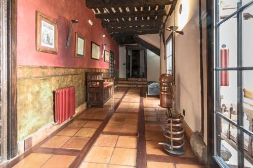 Posada real la casa del abad de ampudia ampudia palencia - Posada real casa del abad ...