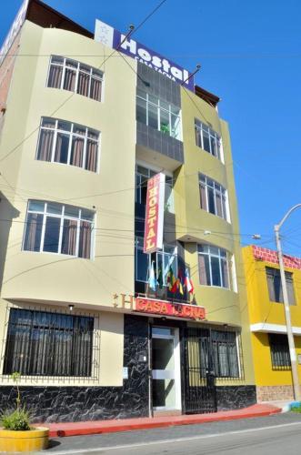 Hotel Hospedaje Casa Tacna