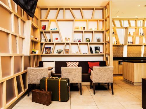 Hotel JAL City Haneda Tokyo West Wing impression