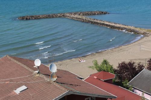 Trabzon Yalıncak beach apart harita