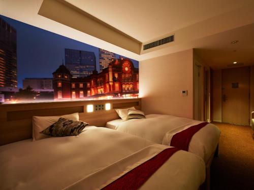 Hotel JAL City Haneda Tokyo West Wing photo 24