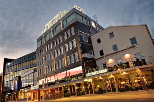 Hotel-overnachting met je hond in Best Western Plus John Bauer Hotel - Jönköping