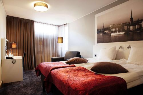 Best Western Kom Hotel Stockholm photo 127