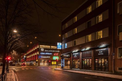 Accommodation in Gävle