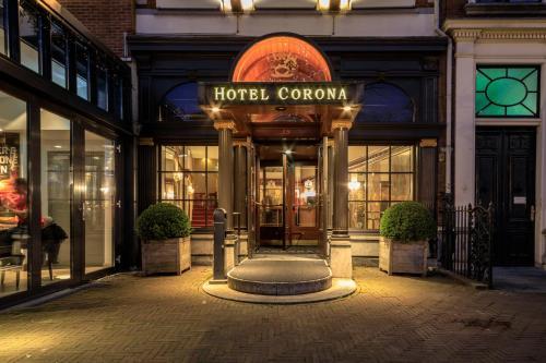 . Boutique Hotel Corona