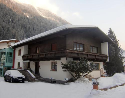Apart Landhaus Zangerl See im Paznaun