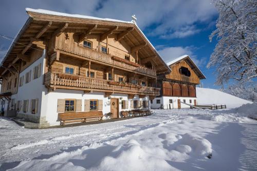 Appartement Reischerhof - Apartment - Going am Wilden Kaiser