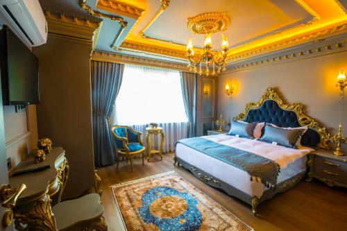 Trabzon Real King Suite Hotel harita