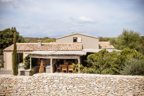 Lieu dit ricetti Domaine de Pozzoniello, 20169 Bonifacio, Corsica, France.