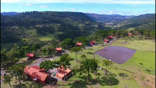Foto de Pousada Lago da Colina