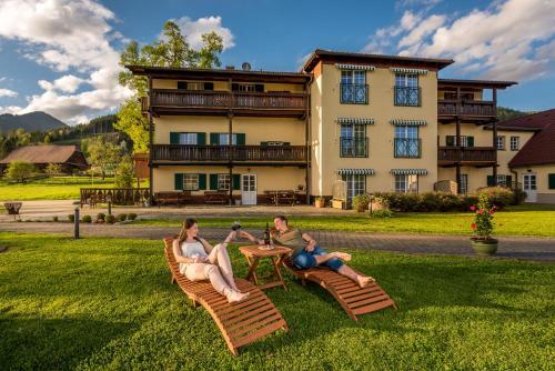 . Ferienwohnungen Hotel Garni Dörflerwirt