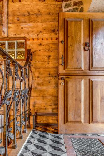The Dragon Barn - Studio - Hotel - Ascou