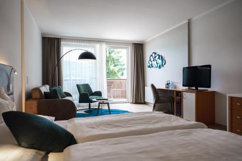 Seehotel Vinzenz, Pension in Velden am Wörthersee bei Pritschitz