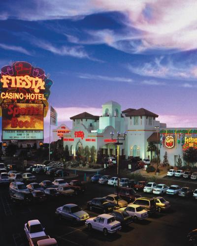 Fiesta Rancho Hotel And Casino