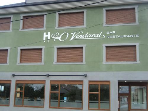 . O Vendaval Hostal Restaurante