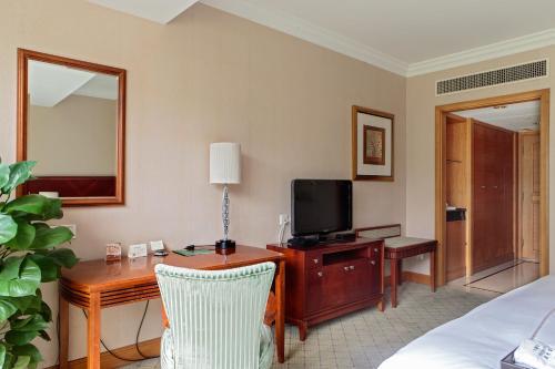 Hong Qiao State Guest Hotel Стандартный двухместный номер с 1 кроватью