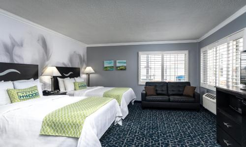 Hotel Hwood Near the Sunset Strip - Hollywood, CA CA 90028