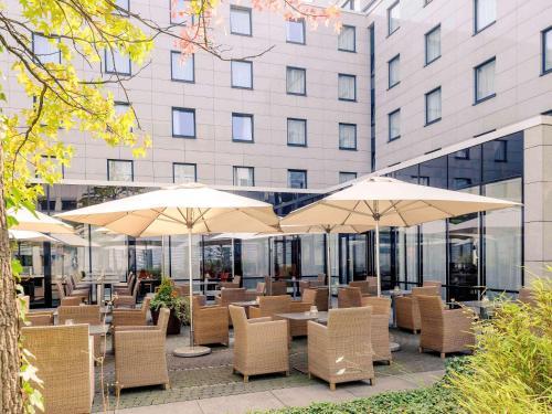 Mercure Hotel Düsseldorf City Nord photo 28