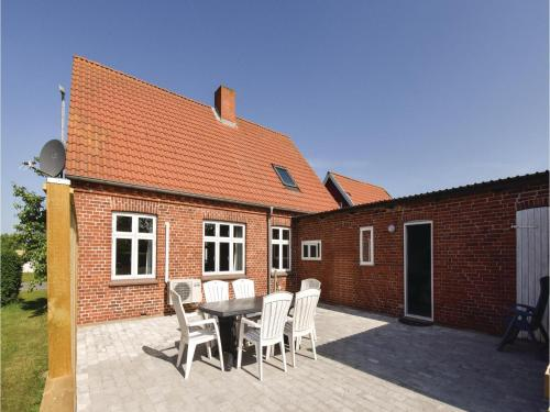 Four-Bedroom Holiday Home in Nakskov, Lolland