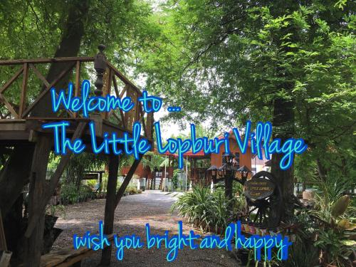 The Little Lopburi Village
