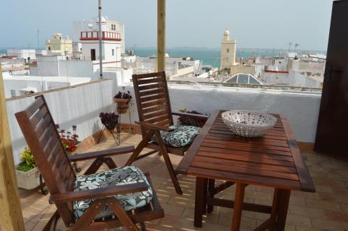HotelApartamento El Mirador de Cadiz